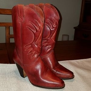 SHOW-TIME Western Boot